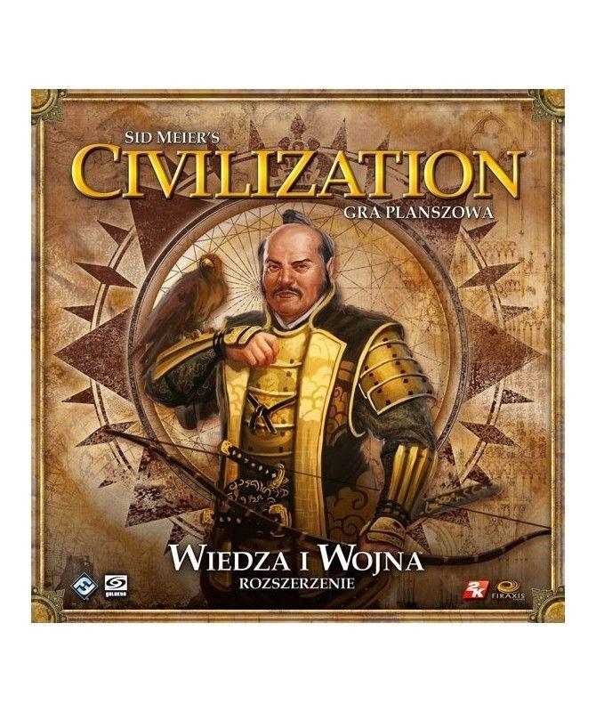 Pozostałe i różne - Sid Meier's Civilization - Wiedza i Wojna