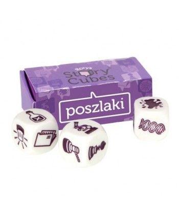 Story Cubes: Poszlaki