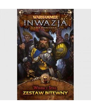 Cykl Wiecznej Wojny - Warhammer: Inwazja - Wiara i Stal