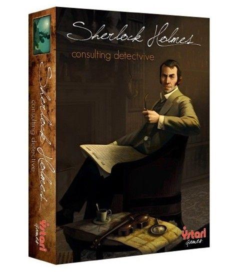 Kooperacyjne - Sherlock Holmes - Consulting Detective