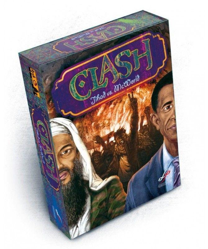 Logiczne - Clash: Jihad vs. McWorld