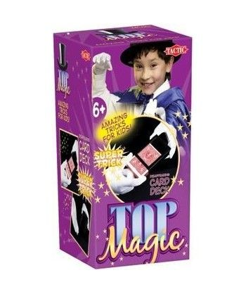 Top Magic 1 - Znikająca...