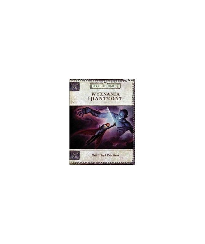 Forgotten Realms - Dungeons & Dragons - Wyznania i Panteony