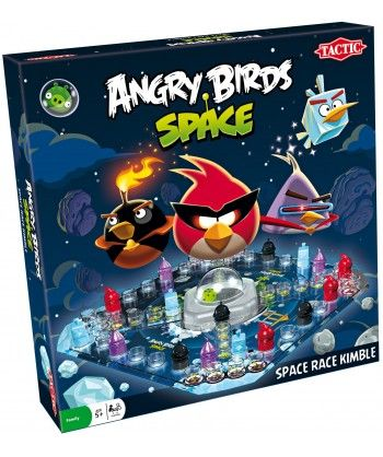 Angry Birds Space Race Kimble