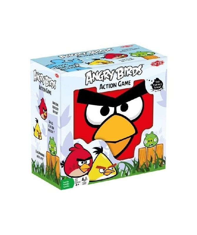 Dla dzieci - Angry Birds Action Game