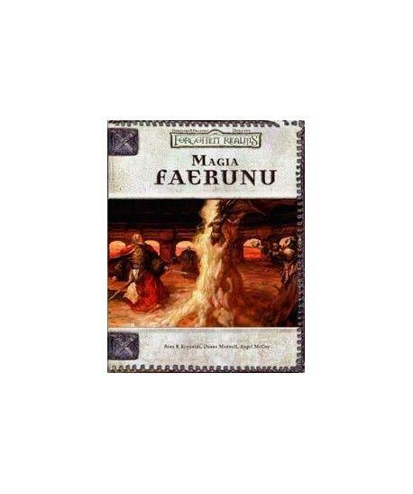 Forgotten Realms - Dungeons & Dragons - Magia Faerunu
