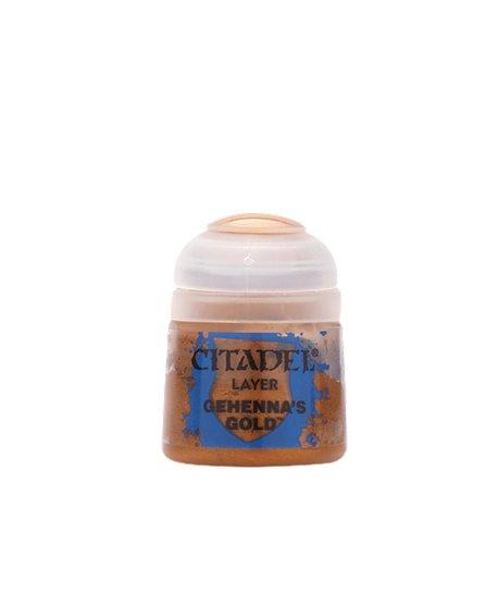 Layer - Gehenna's Gold
