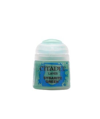 Layer - Sybarite Green