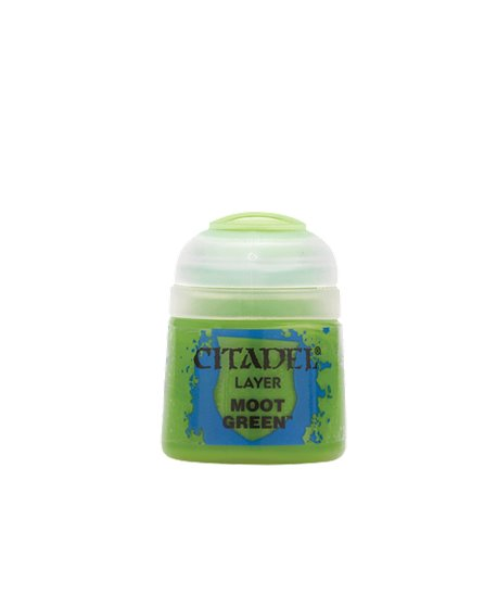 Layer - Moot Green