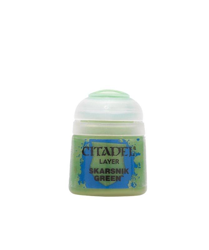 Layer - Skarsnik Green
