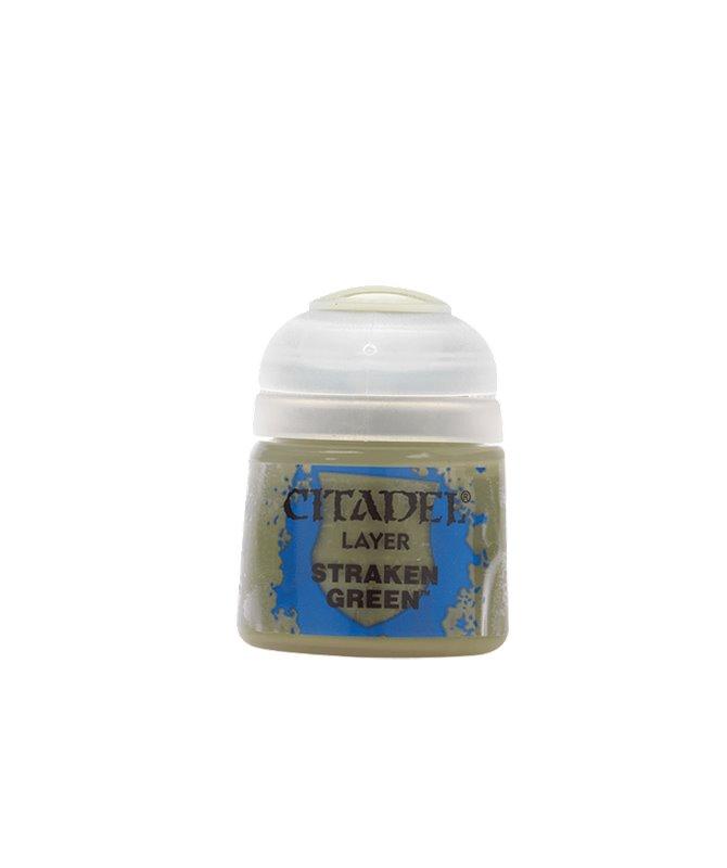 Layer - Straken Green