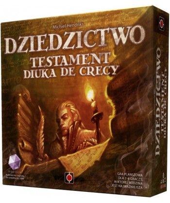 Dziedzictwo: Testament...