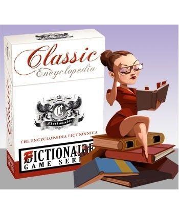 Gry Karciane - Fictionaire: Classic