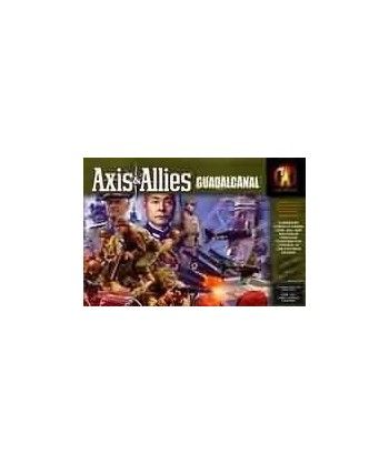 Wojenne - Axis and Allies: Guadalcanal