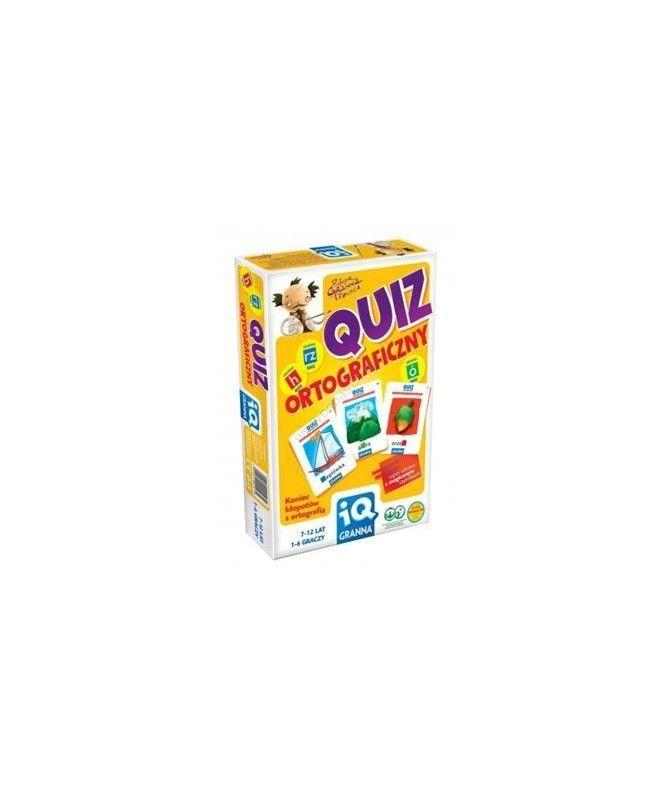 Dla dzieci - Quiz Ortograficzny
