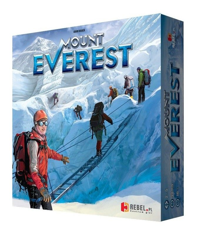 Strategiczne - Mount Everest
