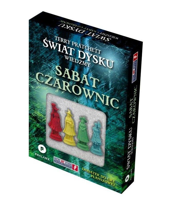 Pozostałe i różne - Świat Dysku - Wiedźmy: Sabat Czarownic