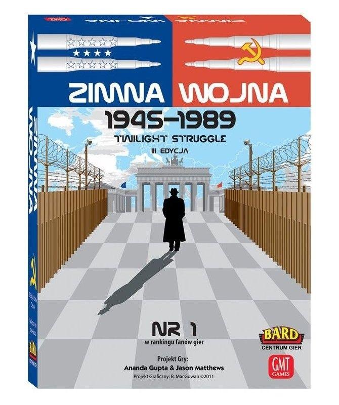 Wojenne - Zimna wojna 1945-1989 - III edycja