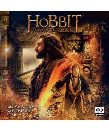Hobbit - Pustkowie Smauga