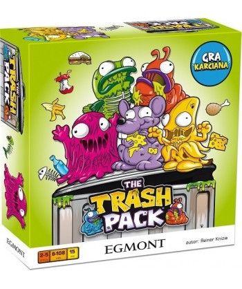 Rodzinne - The Trash Pack: Śmieciaki