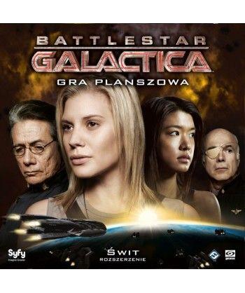 Battlestar Galactica: Świt