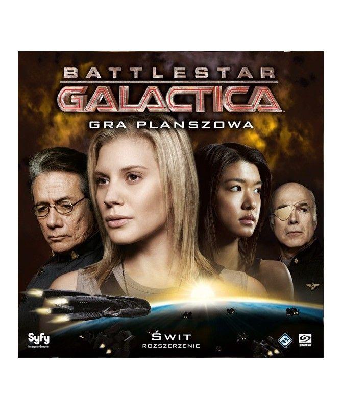 Pozostałe i różne - Battlestar Galactica: Świt