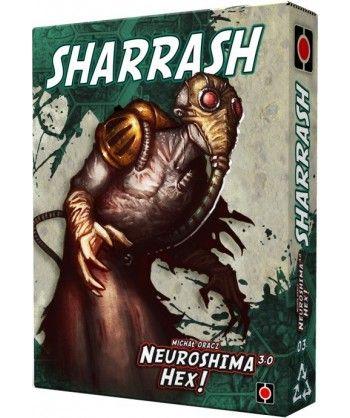 Neuroshima HEX: Sharrash...