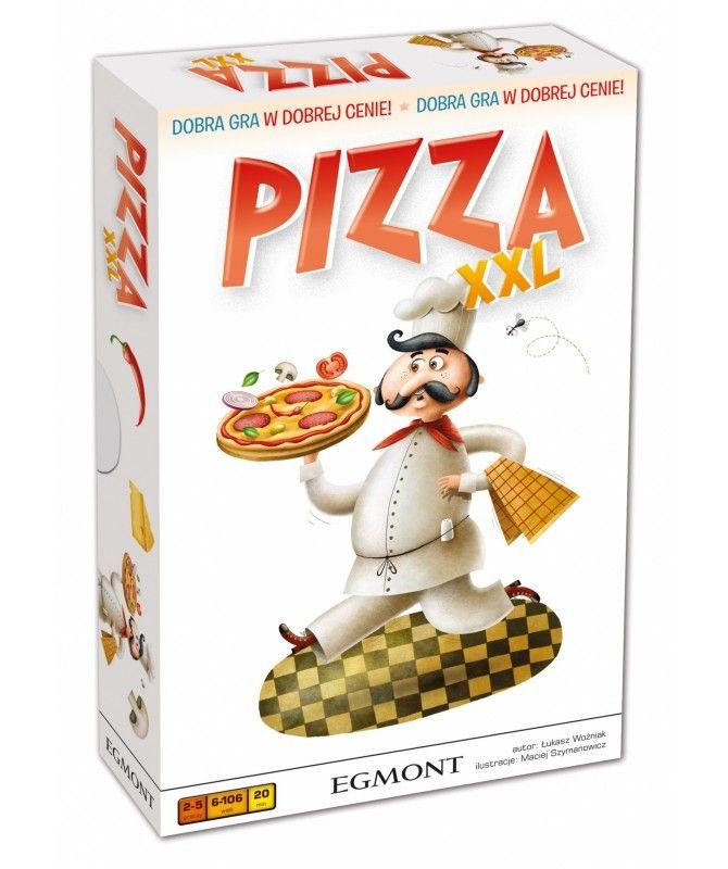Rodzinne - Pizza XXL