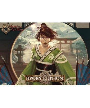 Legenda Pięciu Kręgów - Legend of the Five Rings: Ivory Edition - starter Unicorn