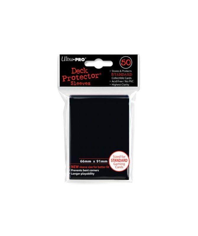 Ultra-Pro - Deck Protector: Matowy Czarny