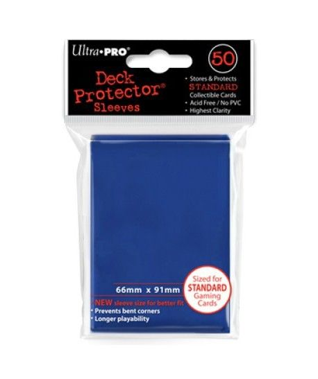 Ultra-Pro - Deck Protector: Matowy Niebieski