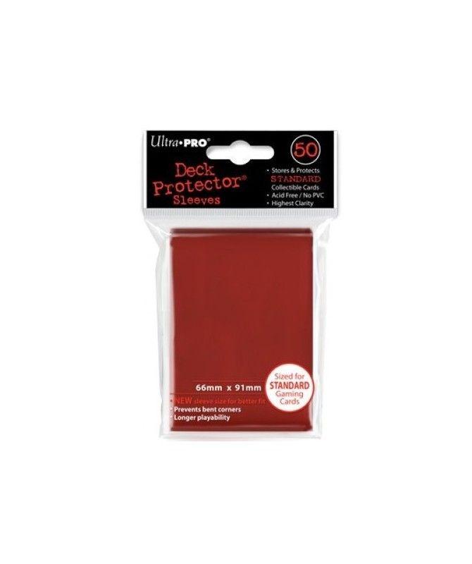 Ultra-Pro - Deck Protector: Matowy Czerwony