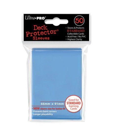 Ultra-Pro - Deck Protector: Matowy Błękitny