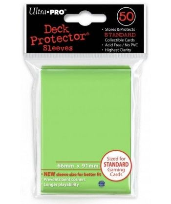 Ultra-Pro - Deck Protector: Matowy Lime Green