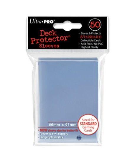 Ultra-Pro - Deck Protector: Matowy Przezroczysty