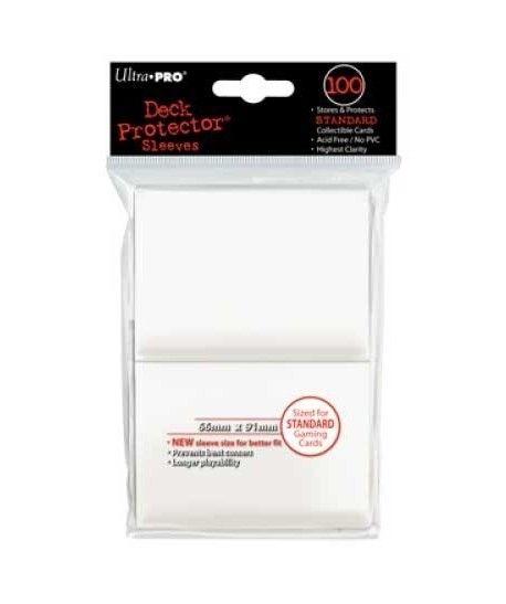 Ultra-Pro - Deck Protector: Matowy Biały (100)