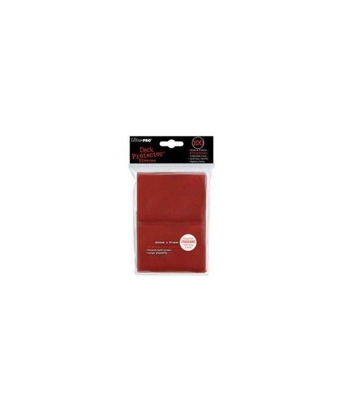 Ultra-Pro - Deck Protector: Matowy Czerwony (100)