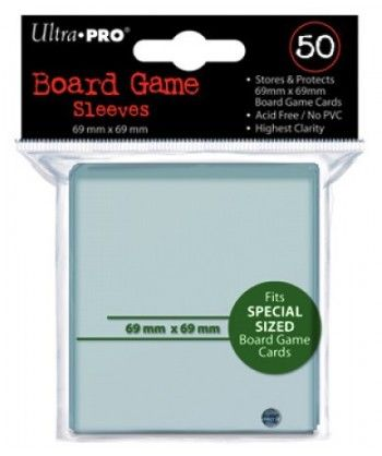 Ultra-Pro - Board Game Sleeves - Square