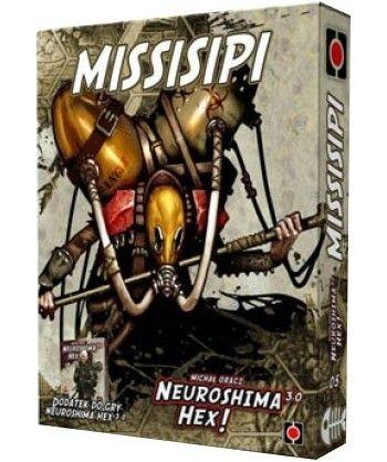 Neuroshima HEX: Missisipi...