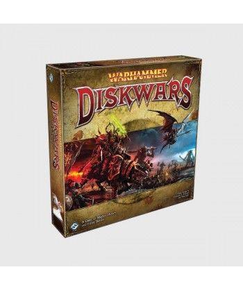 Strategiczne - Warhammer Diskwars Core Set