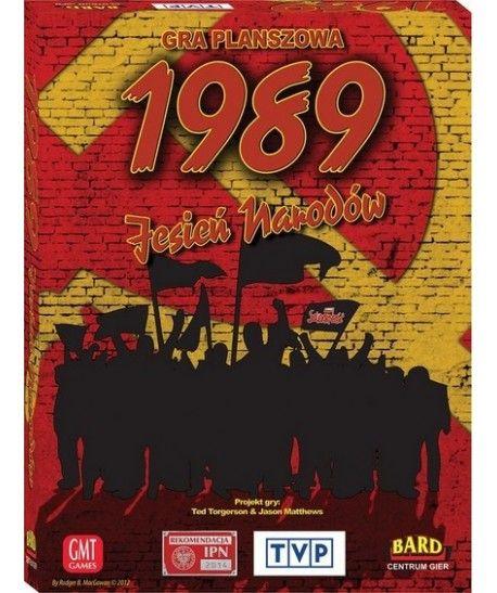 Strategiczne - 1989 Jesień Narodów