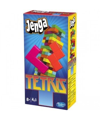 Jenga Tetris