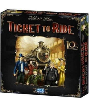 Ticket to Ride: 10th...