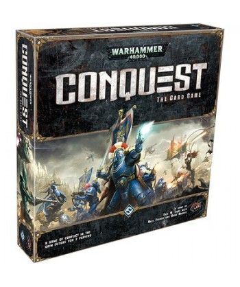 Gry Karciane - Warhammer 40,000: Conquest