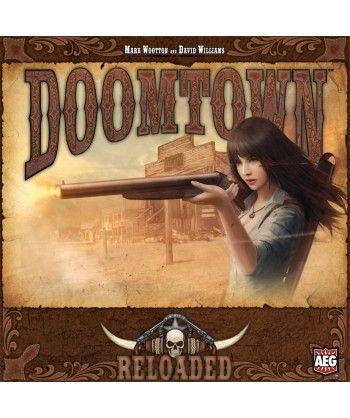 Gry Karciane - Doomtown: Reloaded