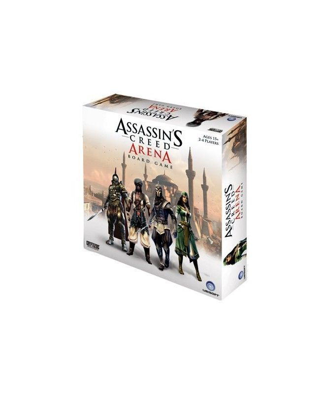 Strategiczne - Assassin's Creed: Arena