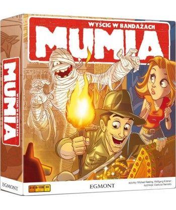 Rodzinne - Mumia - Wyścig w bandażach
