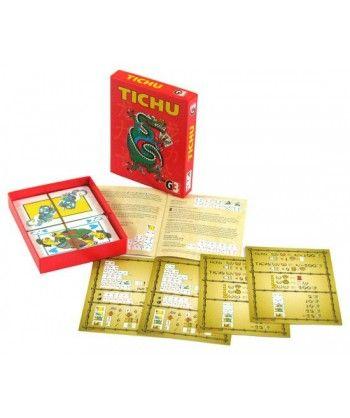 Gry Karciane - Tichu