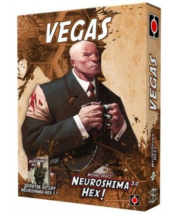 Neuroshima Hex: Vegas