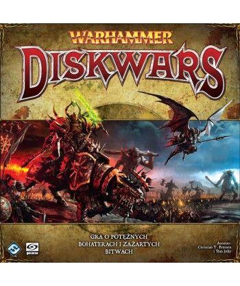 Strategiczne - Warhammer Diskwars Zestaw Podstawowy